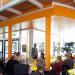 Eröffnung der Jahresversammlung im Bibliotheksgebäude des kiz Ulm