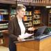 Prof. Heidrun Wiesenmüller (HdM Stuttgart) berichtet aus dem VDB-Bundesverband